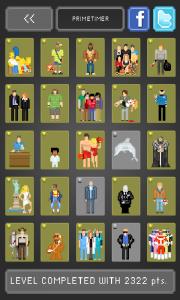 Pantalla de ejemplo de 'PixelWorld Vol. 2'