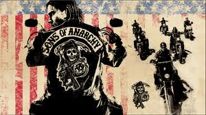 Cartel de 'Sons of Anarchy'