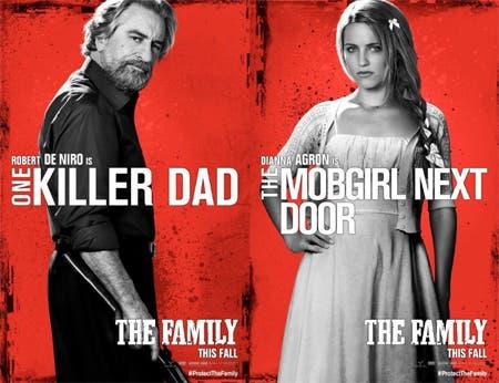 The Family de Luc Besson