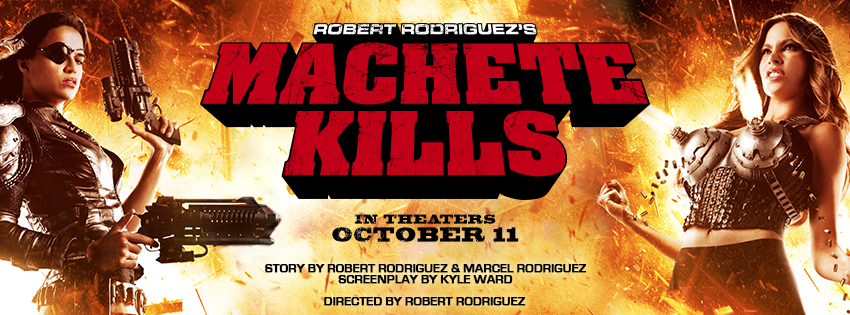 banner machete kills