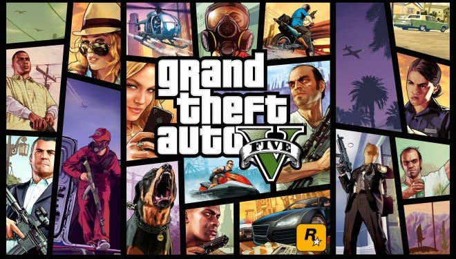 Grand Theft Auto V® ya está disponible