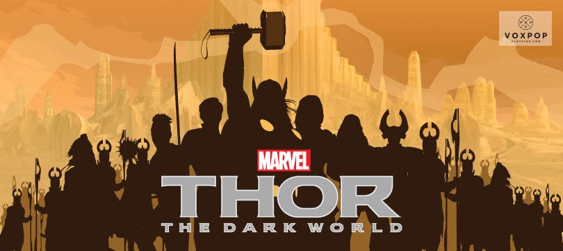 poster de Thor el mundo oscuro