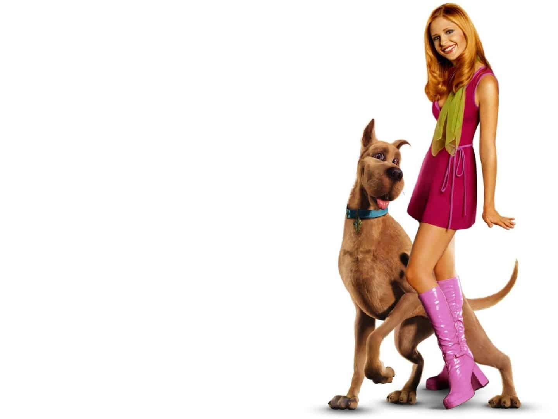 Sarah Michelle Gellar Scooby Doo