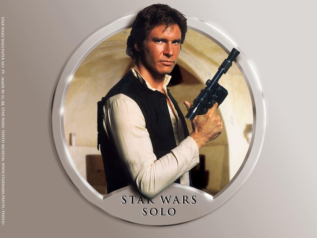 Han Solo 'Star Wars'