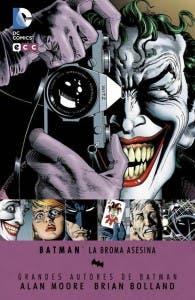 Portada de 'Batman: La broma asesina'