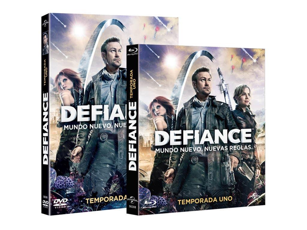 Caratulas Defiance