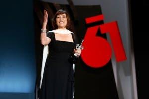 La carrera de Maura fue reconocida con el Premio Donostia