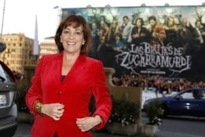 Carmen Maura presentó en San Sebastián 'Las brujas de Zugarramurdi'