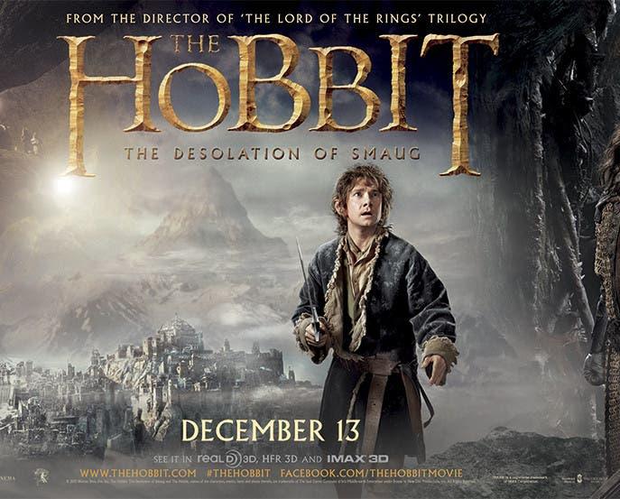 El Hobbit la desolacion de smaug 1