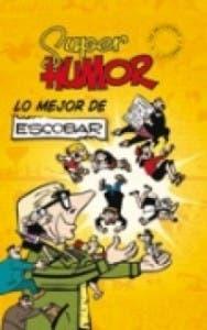 Libro con lo mejor de Escobar