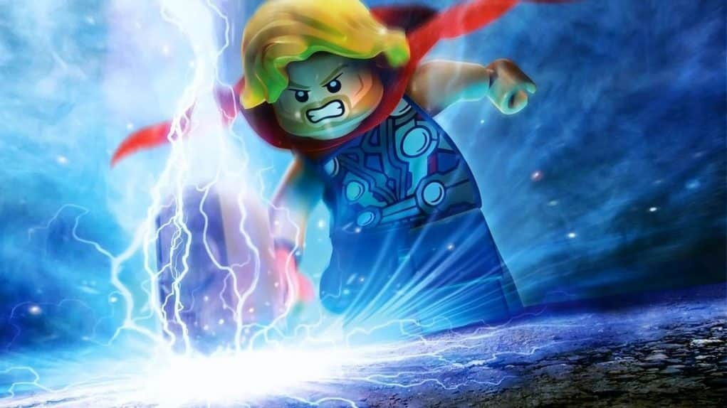 Marvel Thor versión LEGO