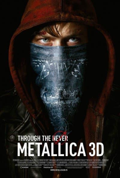 Poster de Metallica: Through the Never