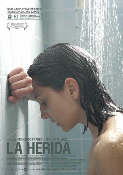 Poster de La Herida