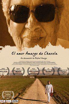 Poster El amor amargo de Chavela