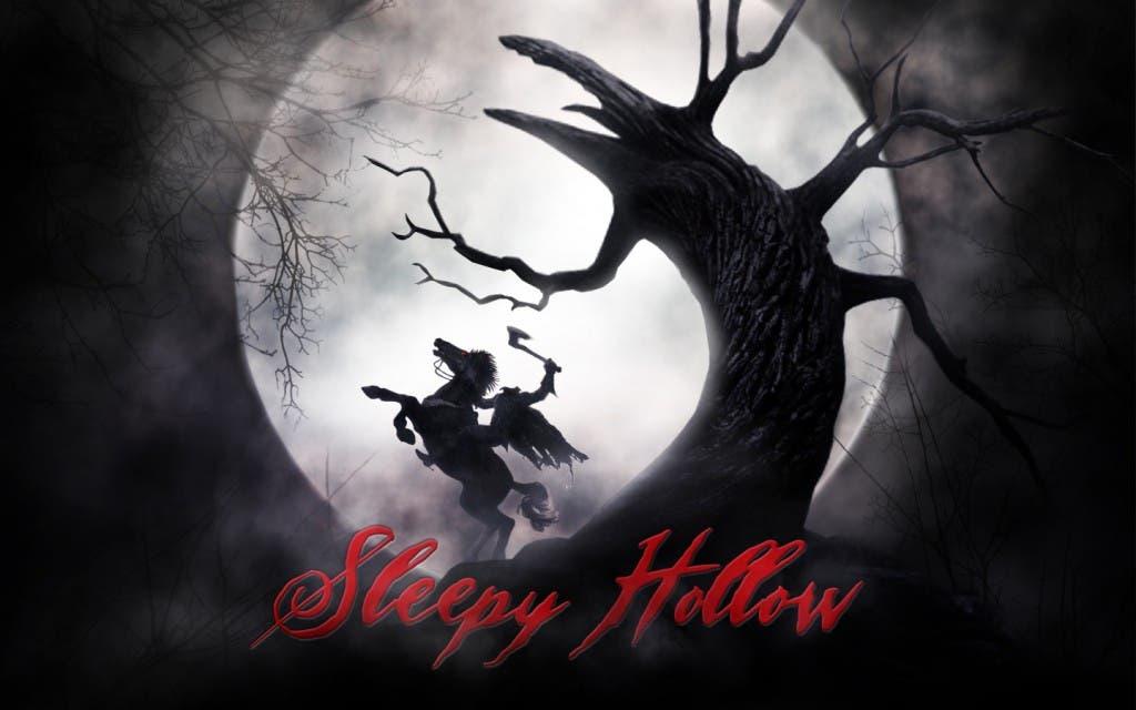 Imagen promocional de la serie del jinete sin cabeza 'Sleepy Hollow'