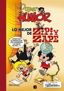 Uno de los tomos de 'Zipi y Zape'