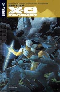 Primer número de 'X-O Manowar'