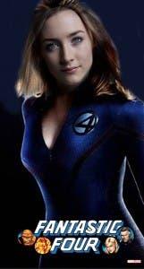 Saoirse Ronan - Sue Storm