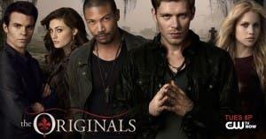 Cartel promocional de la serie 'The Originals'