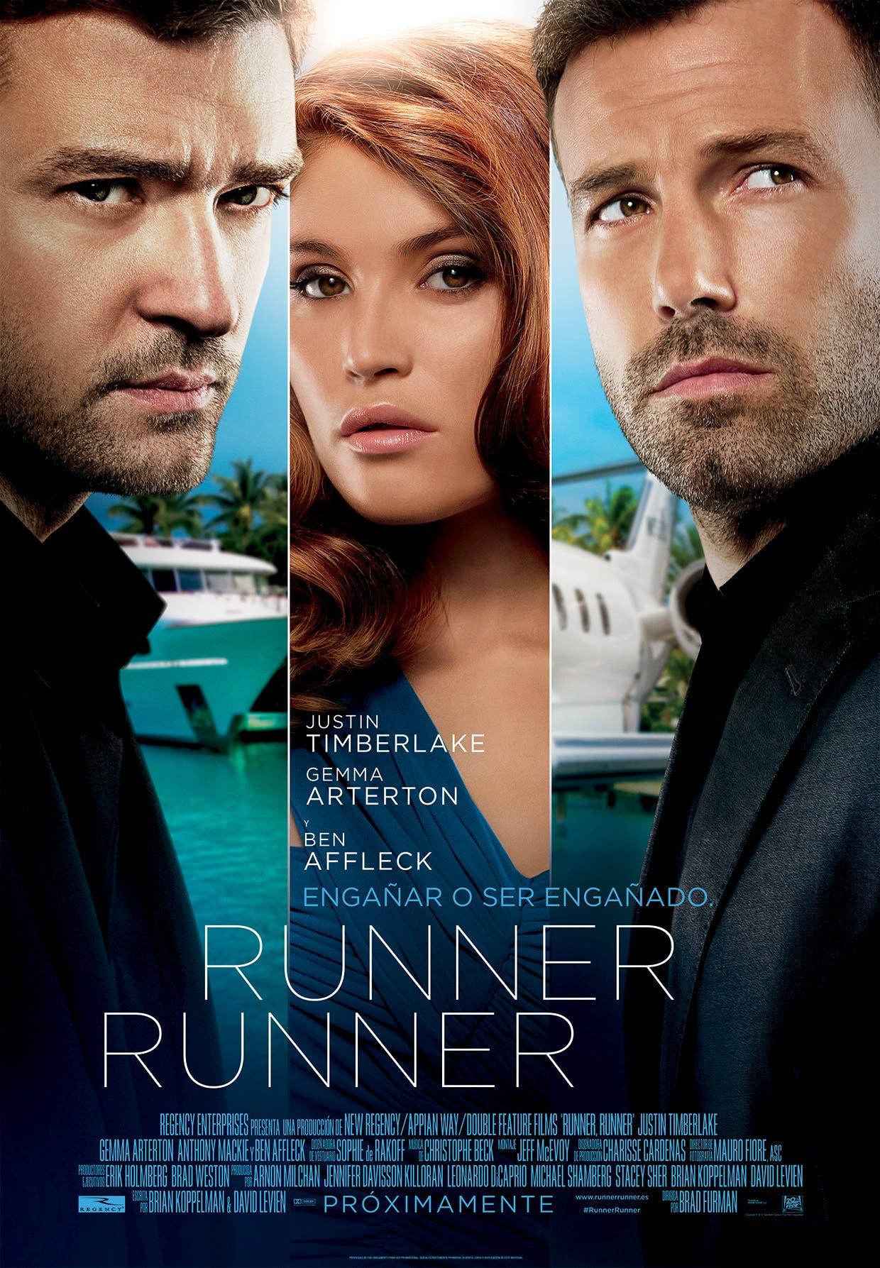 Poster de Runner, Runner