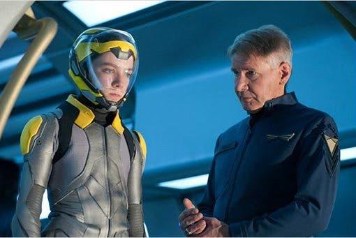 El Juego de Ender - películas de Netflix