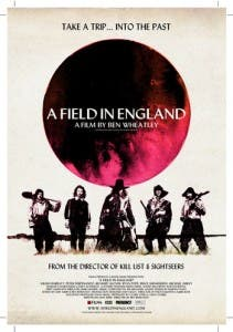 Cartel de 'A field in England'