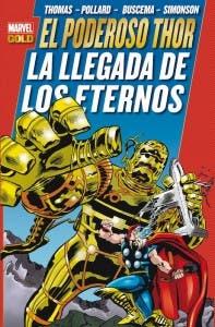'El poderoso Thor' La llegada de los eternos