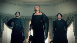 Angela Bassett, Jessica Lange y Kathy Bates, en una imagen promocional