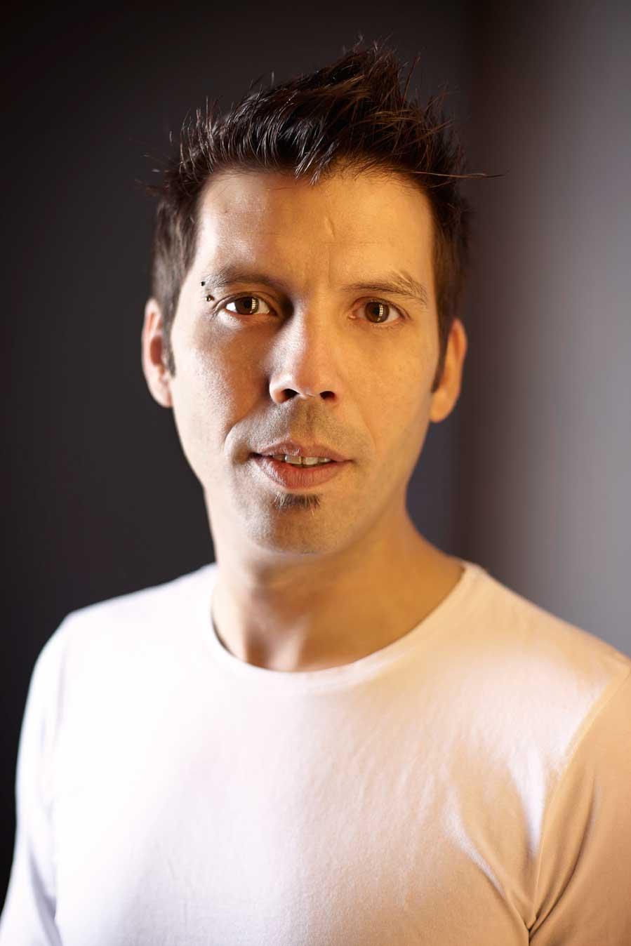 Manuel Carballo, director de la española 'Retornados'
