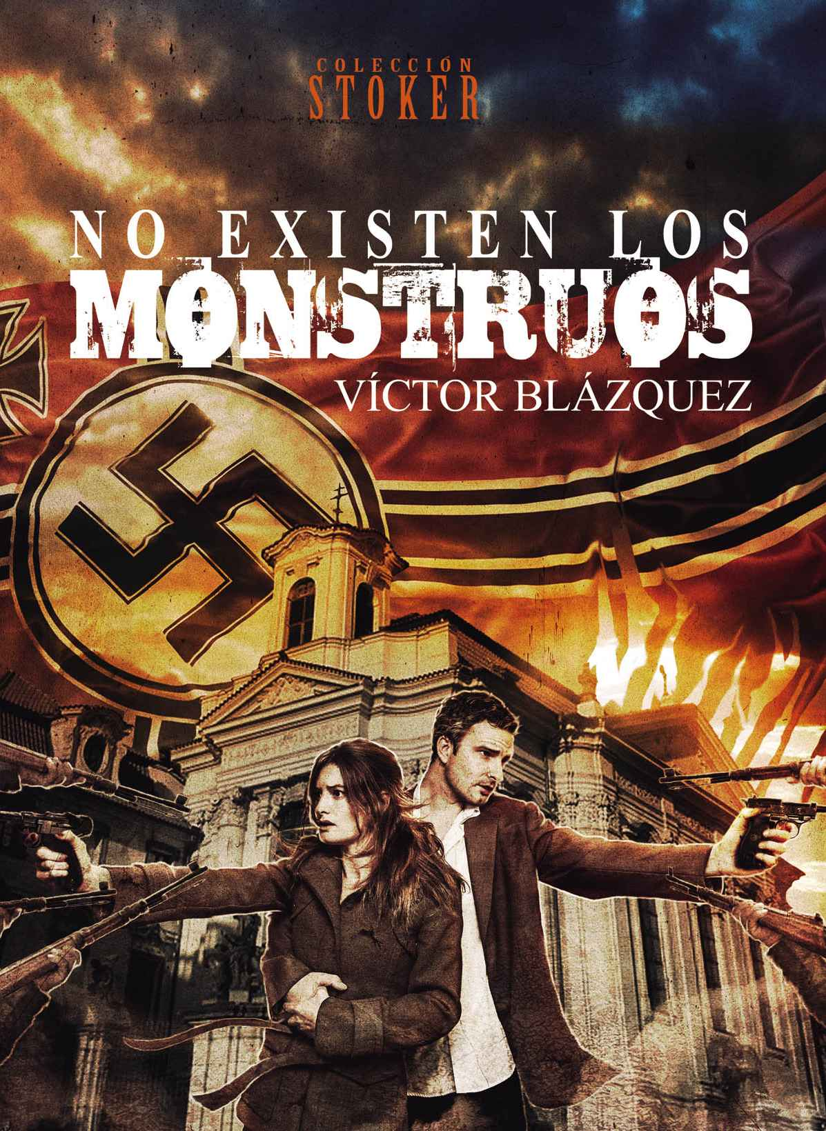 No existen los monstruos Victor Blazquez