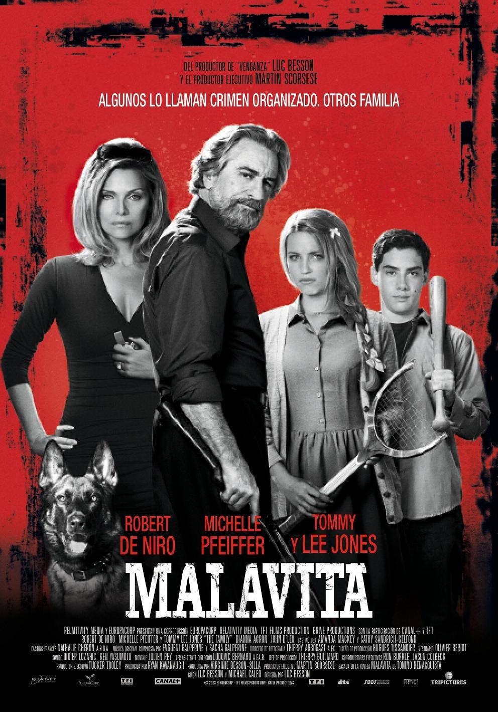 Poster Malavita