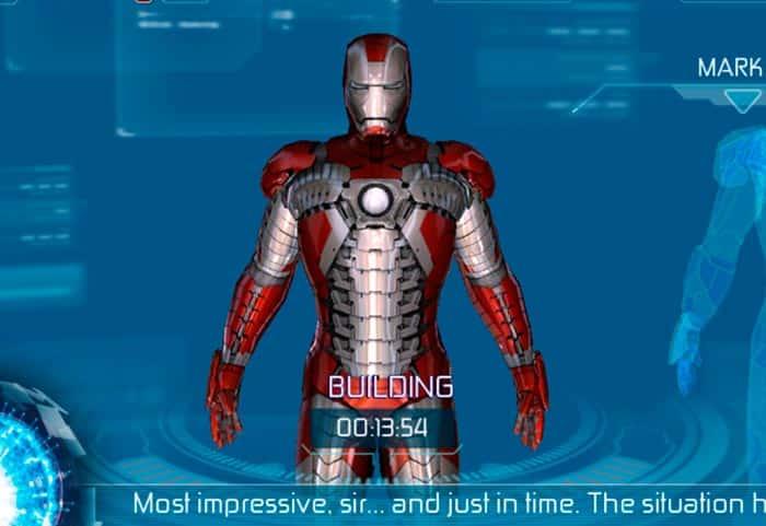 Screenshot iron man 3
