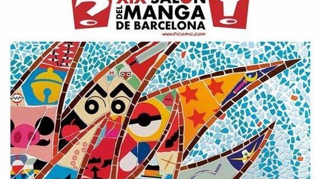 XIX Salón del Manga de Barcelona