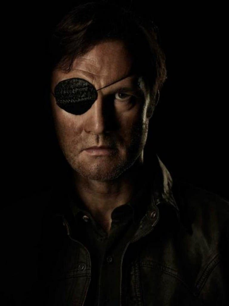 David Morrissey es el Gobernador The Walking Dead
