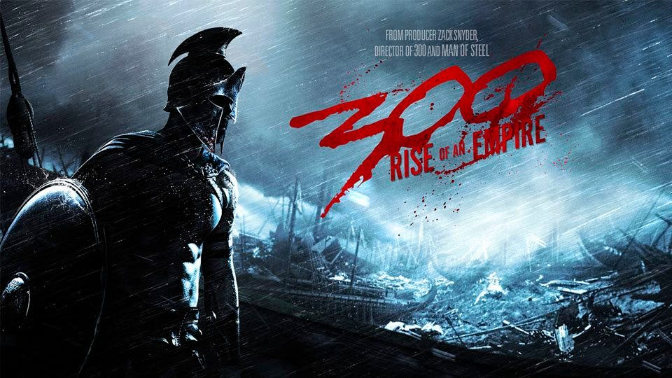 300: el origen de un imperio. Box Office USA