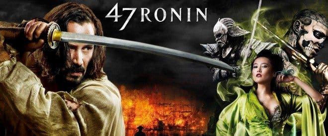Crítica de La leyenda del Samurái 47 Ronin
