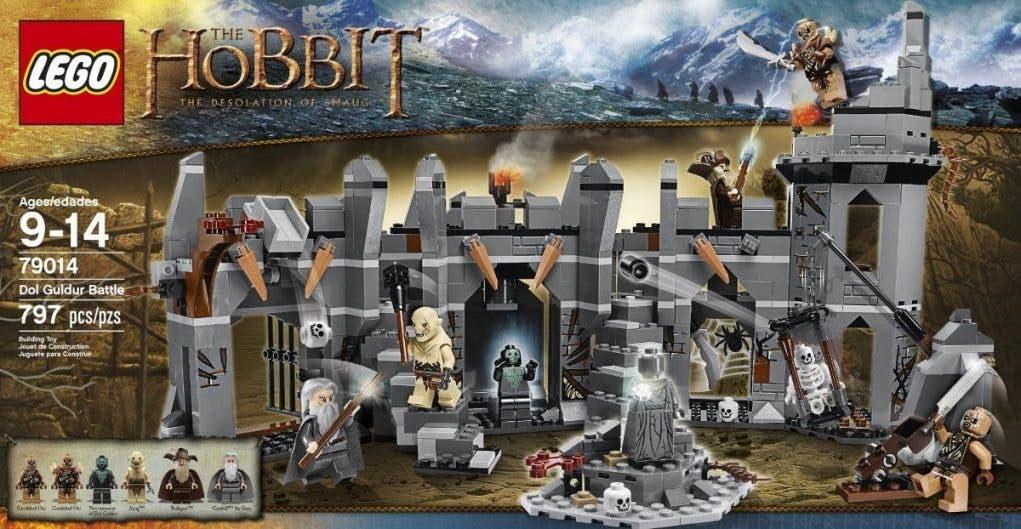 LEGO The Hobbit: Batalla en Dol Guldur