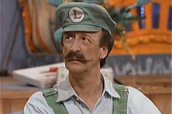 Danny Wells era Luigi