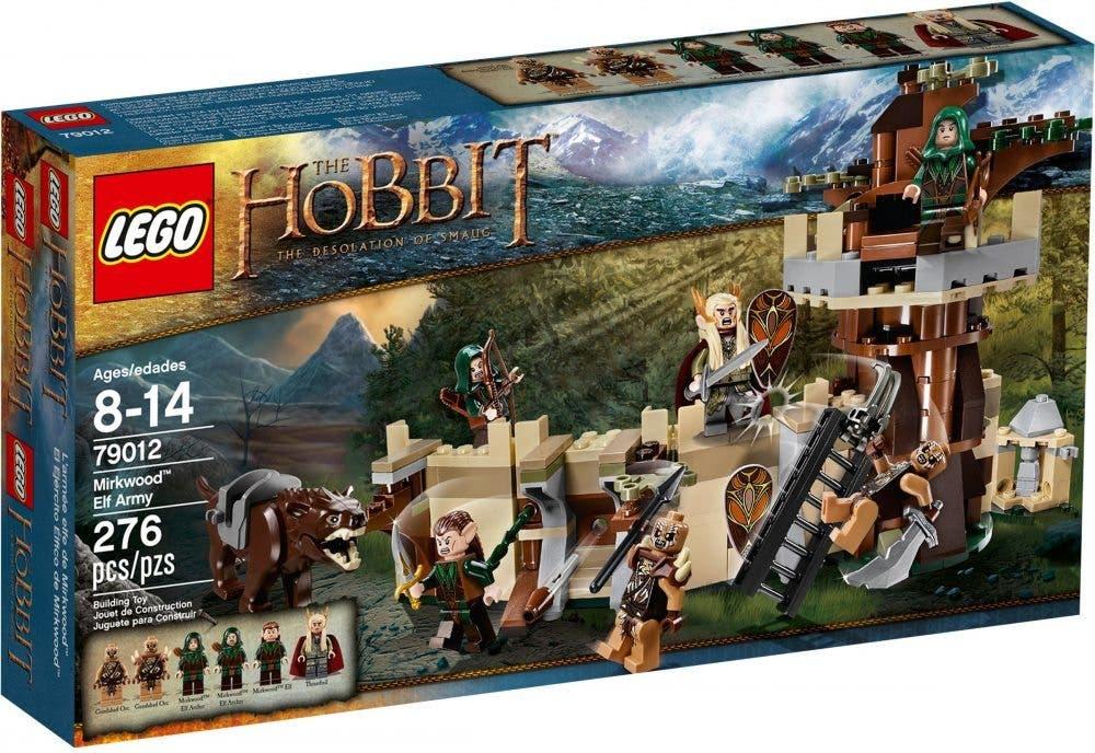 LEGO The Hobbit: El Ejército Élfico de Mirkwood