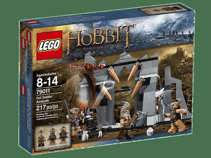 LEGO The Hobbit: Emboscada en Dol Guldur