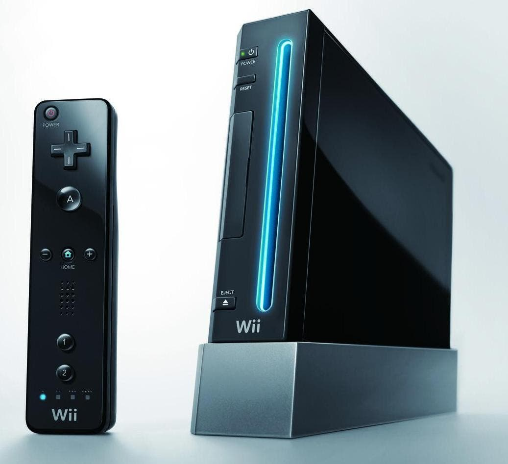 Wii-negra