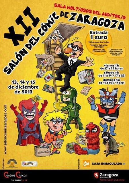 XII edición del Salón del Cómic de Zaragoza
