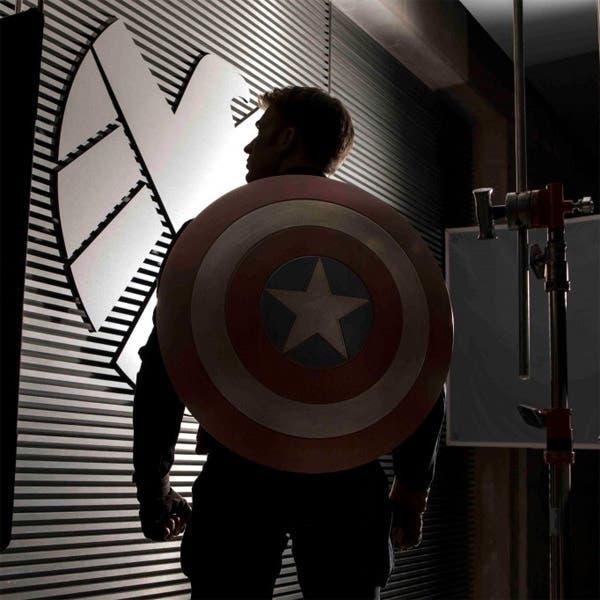 El Capitán América: El soldado de invierno