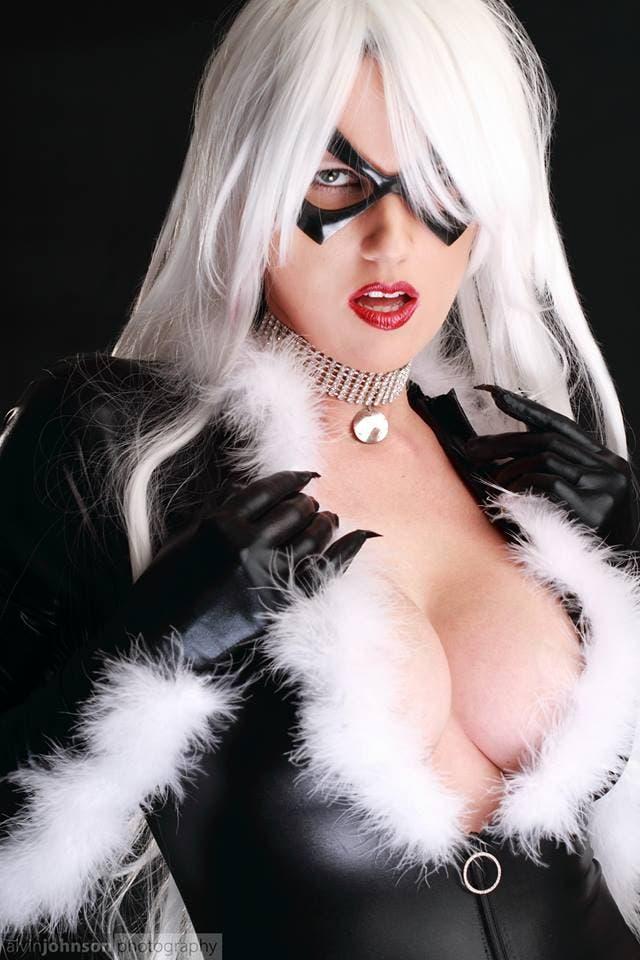 Cosplay Black Cat 2