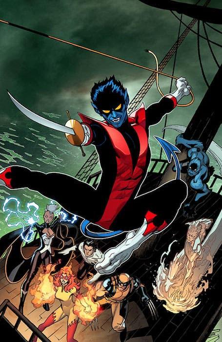 La asombrosa Patrulla X Marvel comics