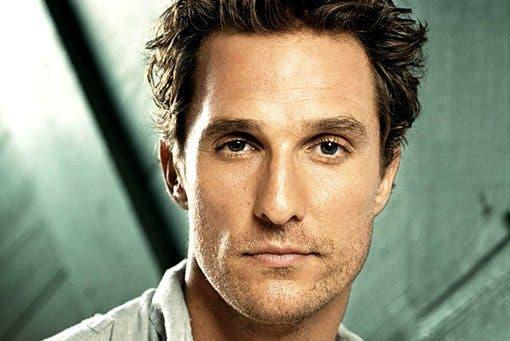 Matthew McConaughey Guardianes de la Galaxia