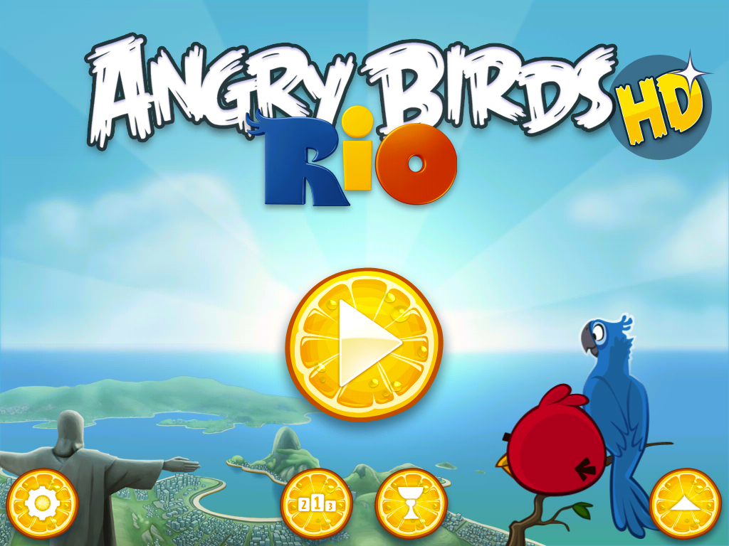 Rio 2 Angry Birds