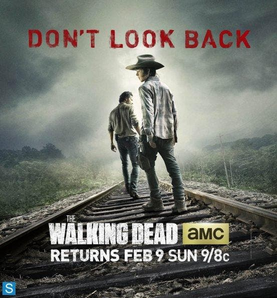 The Walking Dead - Season 4 - New 2014