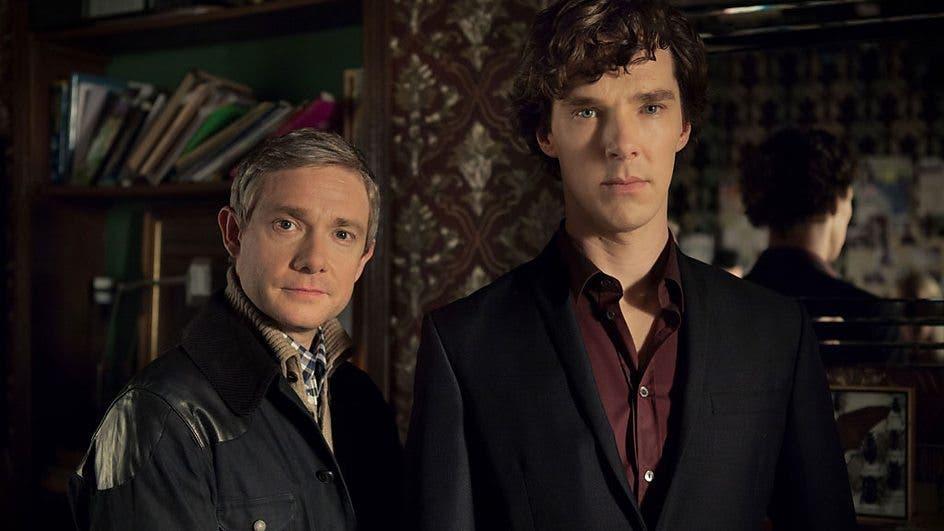 Watson y Sherlock