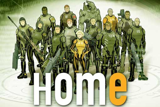 HOME Vol.1 Crowfounding